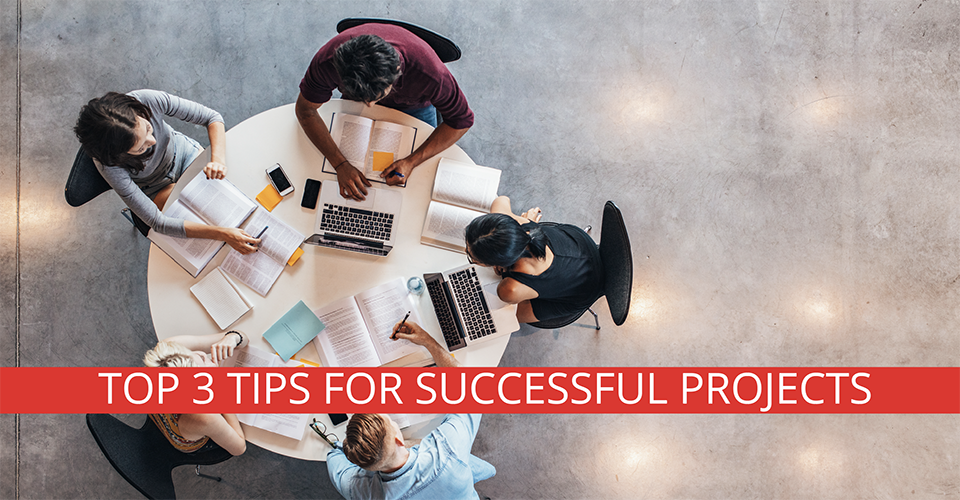 Hubb Consultants - project success tips